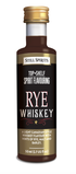 still spirits top shelf liquor flavour homebrew rye whiskey