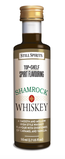 still spirits top shelf liquor flavour homebrew shamrock whiskey