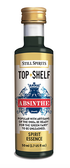 still spirits top shelf liquor flavour homebrew Absinthe