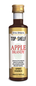 still spirits top shelf liquor flavour homebrew apple brandy