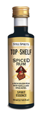 still spirits top shelf liquor flavour homebrew Spiced rum