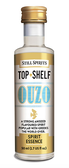 still spirits top shelf liquor flavour homebrew ouzo