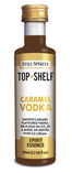 still spirits top shelf liquor flavour homebrew caramel vodka