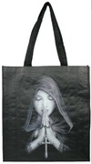 gothic prayer gift bag