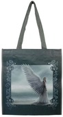 spirit guide gift bag angel wings white