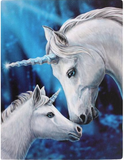 PictureSacred Love Canvas Lisa Parker Unicorn Mother baby foal