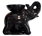 oil burner black elephant