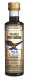 still spirits top shelf liquor flavour homebrew wild eagle bourbon