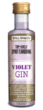 still spirits top shelf liquor flavour homebrew violet gin