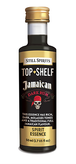 still spirits top shelf liquor flavour homebrew Jamaican dark rum